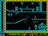 Ghost Hunters ZX Spectrum Lets rescue your brother