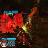 .hack//Mutation: Part 2 PlayStation 2 Battles are swift, colourful affairs