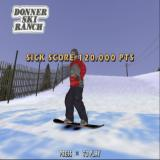 Shaun Palmer's Pro Snowboarder PlayStation 2 In Career mode there are specific targets that must be achieved in order to progress and unlock more slopes