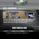 TOCA Race Driver 3 PlayStation 2 Within each Discipline there are multiple championships. In the Oval Discipline the player can compete in the Sprintcar Series, US Speedtruck Challenge, US Dirt Series, Indycar Series and more