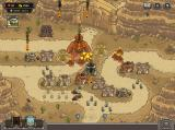 Kingdom Rush: Frontiers Browser Desert map