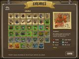 Kingdom Rush: Frontiers Browser All enemies