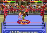 Champion Wrestler Arcade Punched in the face
