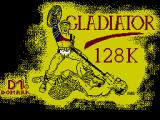 Gladiator ZX Spectrum Loading Screen