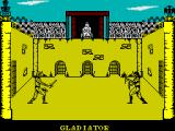 Gladiator ZX Spectrum Lets fight