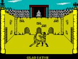 Gladiator ZX Spectrum Low thrust