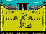 Gladiator ZX Spectrum Killed him