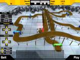 TrackMania Windows Track design