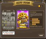 Kingdom Rush Browser Hero room