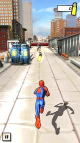 Spider-Man Unlimited Android Running ...