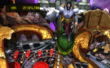 Pinball FX2: Marvel Pinball - Avengers Chronicles Windows <i>Fear Itself</i> - Upper part with the Serpent