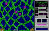 Growth Atari ST Bonus level: no stones, but enemies approaching, which has simply to be shot