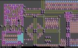 Spore Commodore 16, Plus/4 Start of the level