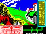 The Happiest Days of Your Life ZX Spectrum Loading screen