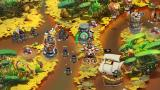Pirate Legends TD iPhone Swamp Level