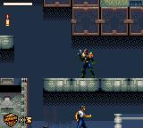 Judge Dredd Game Gear An escped prisoner