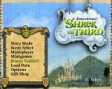 Shrek the Third PlayStation 2 The game's title screen follows the usual logos and animated introduction