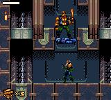 Judge Dredd Game Gear The second boss