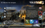 Pinball FX2: Marvel Pinball - Avengers Chronicles Windows <i>Marvel's The Avengers</i> - Main table screen