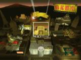 "Mahjong Taikai II Special PlayStation Selecting the ""spot""."