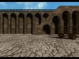 TimeScape: Journey to Pompeii Windows Amphitheatre entrance