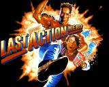 Last Action Hero Amiga Title Screen