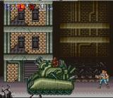 Contra III: The Alien Wars SNES Mid-Boss