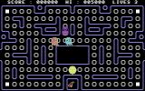Commodore Format Power Pack 2 Commodore 64 The Blob: Eat the dots