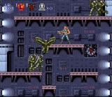 Contra III: The Alien Wars SNES Level 3