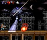 Contra III: The Alien Wars SNES Yet another Mid-Boss