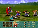 Shinsetsu Samurai Spirits: Bushidōretsuden PlayStation Fighting in the field