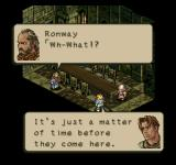 Tactics Ogre  PlayStation Story sequences like this one can be looked at again if so desired