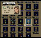 Tactics Ogre  PlayStation The troops
