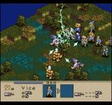Tactics Ogre  PlayStation Thunder magic