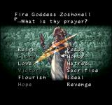 Tactics Ogre  PlayStation Questions are asked by the goddesses