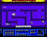 Phantom BBC Micro Marching towards the exit