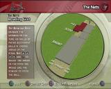 Brian Lara International Cricket 2005 PlayStation 2 Before playing a game it's a good idea to get in some practice, as in real cricket this is done in the nets.