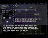 eJay ClubWorld PlayStation 2 The tutorials are a series of screens like this with a voice-over that reads the text.