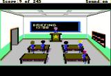 Police Quest: In Pursuit of the Death Angel Apple II Briefing.