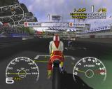 Crescent Suzuki Racing PlayStation 2 On the starting grid