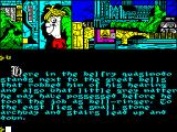 Hunchback: the Adventure ZX Spectrum In the belfry