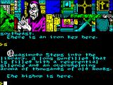 Hunchback: the Adventure ZX Spectrum The Bishop