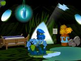 Mata Nui Online Game II: The Final Chronicle Browser There was a storm last night and your hut is in terrible shape. It's flooded, and there's a hole in the roof.