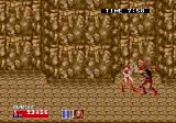 Golden Axe II Arcade Mountains