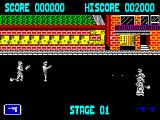 Jail Break ZX Spectrum Shoot the convicts