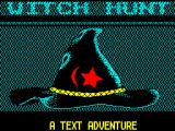 Witch Hunt ZX Spectrum Loading Screen