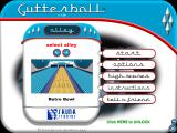 Gutterball 3D Windows Main menu