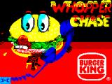 Whopper Chase ZX Spectrum Loading Screen