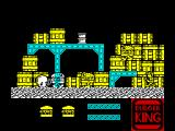 Whopper Chase ZX Spectrum Get yourself to a customer
