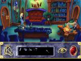 Roberta Williams' King's Quest VII: The Princeless Bride DOS You visit the house of a very strange character